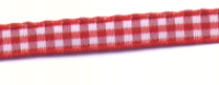 Gingham Ribbon - 7mm