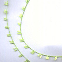 Wired Butterfly Trim - Citrus