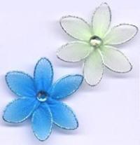 6 Petal Flowers