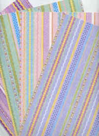 Paper Ribbon Strips