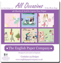 The English Paper Company - 12x12 Bumper Pads