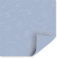 Pixie Press Paper - Blue Majestic Double Sided