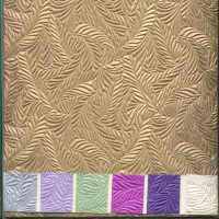 Embossed Papers - Pearl & Metallic colours