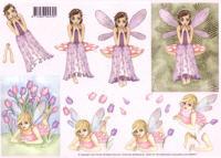 Fairy Decoupage 1