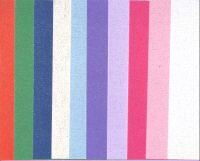 Pearlescent Glitter Card - Assorted Pack