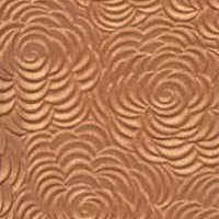Dovecraft Natura Handcrafted Paper - Embossed Pinecone - Bronze Shimmer