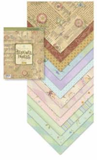 K & Company Beyond Postmarks Brenda's Paper Pad