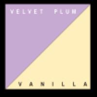Kanban Panache Double Vision Card - Velvet Plum/Vanilla