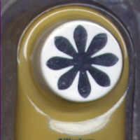 Medium Button Punch - Daisy