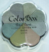 ColorBox Petal Point Ink Pad - Brocade