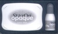 StazOn Ink Pad - Cotton White