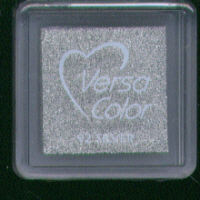 VersaColor Ink Pad - Silver