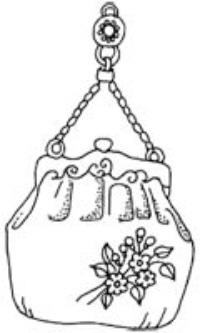 Handbag - Mounted