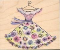 Hero Arts Pretty Dress
