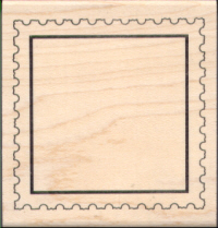 Judikins - Postage Frame - Square