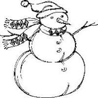 Judikins - Frankie The Snowman