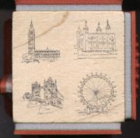 Judikins - London Cube