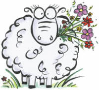 Stamp It - Flowers for Ewe