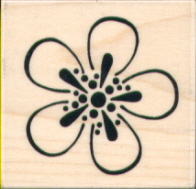 Stampendous - Dotty Daisy