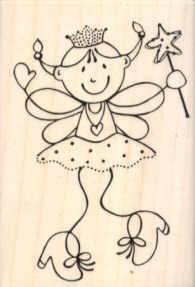 Stampendous - Felicity Fairy