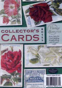 Collector's Cards - Roses