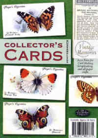 Collector's Cards - Butterflies