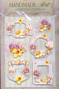 Dimensional Stickers - Frames 3