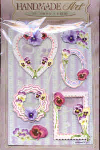 Dimensional Stickers - Frames 4