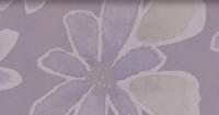 Deja Views - Sharon Ann Collection - Soft Floral on Blue