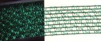 Decorative Ribbon - Green Mesh