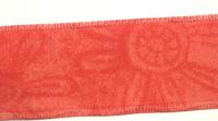 Offray Ribbon - Fiori - Red