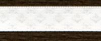 Offray Ribbon - Montara - 9mm - Candlelight
