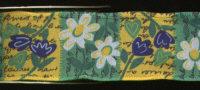 Ribbon - Floral Scroll