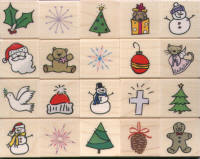 Hero Arts - StampBox - Holidays