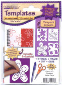 American Traditional Templates - Flowers Value Pack
