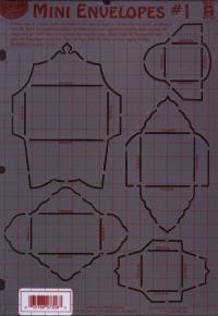 HOTP Mini Envelopes #1
