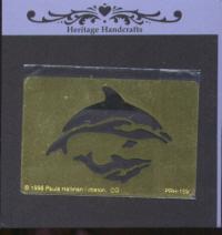 Heritage Handcrafts - Dolphin