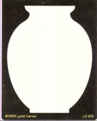 Dreamweaver - Large Vase