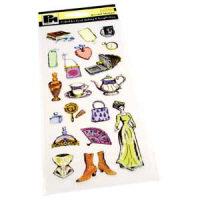 Papermania Stickers - Vintage
