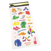 Papermania Stickers - Accessories