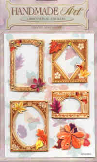 Dimensional Stickers - Frames 2