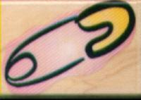 Hero Arts Diaper Pin