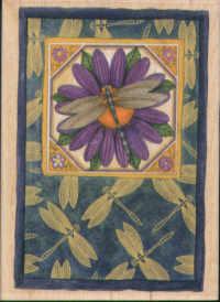 Stamps Happen - Dragonflies