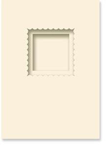 K & Company Beyond Postmarks Bronte Cards