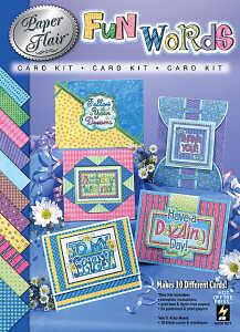 HOTP Fun Words Card Kit