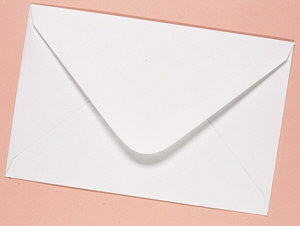 Envelopes - 124x180mm (5x7
