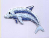 Iron on Motif - Dolphin