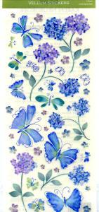 Karen Neuburger - Butterfly Joy Vellum Stickers
