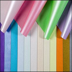 144mm Square Pearlescent Card Blanks