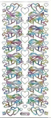 Peel Off Stickers - Cupid
